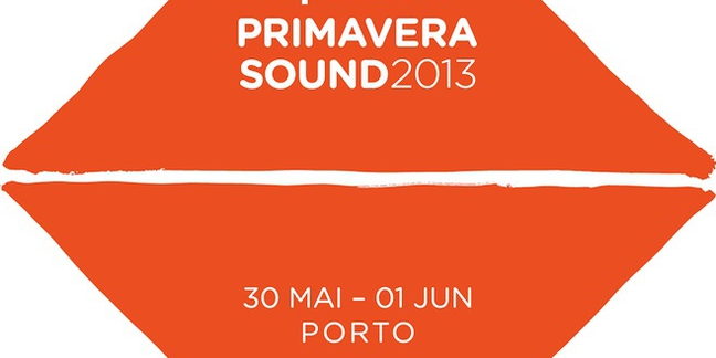 Optimus Primavera Sound Fest Announces My Bloody Valentine, Blur, Nick Cave, Grizzly Bear, Swans, Deerhunter, James Blake, Fucked Up