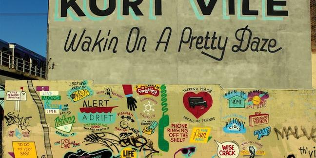 Kurt Vile Details New LP Wakin on a Pretty Daze, Shares Nine-Minute Album Opener