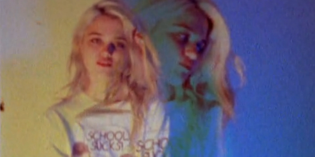 "Watch DIIV's New Video for ""Wait"", Starring Sky Ferreira and Some Topless Women"