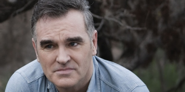 Staples Center Wasn't 100% Vegetarian for Last Night's Morrissey Concert