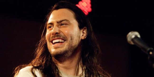 Watch Andrew W.K. Attempt to Break Drumming World Record Right Now