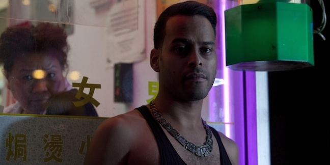 """Twin Shadow Performs New Song """"Locked and Loaded"""""""