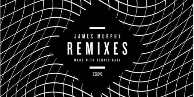 James Murphy Shares Remixes Made With Tennis Data Album