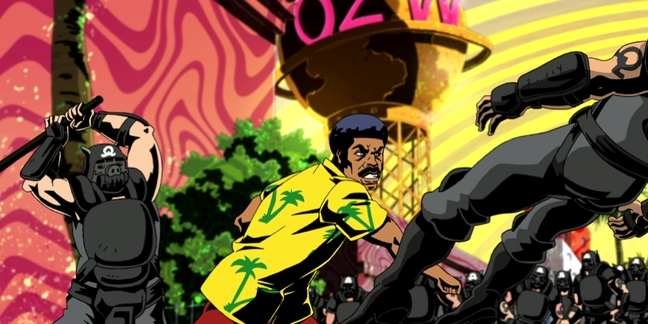 "Adult Swim's ""Black Dynamite"" to Air Police Brutality Musical Featuring Erykah Badu, Tyler The Creator, Others"