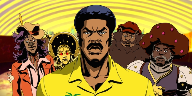 """Trailer Released for """"Black Dynamite"""" Musical About Police Brutality Starring Erykah Badu and Tyler, the Creator"""