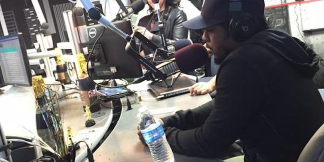 Kendrick Lamar Freestyles Over Notorious B.I.G. Beats