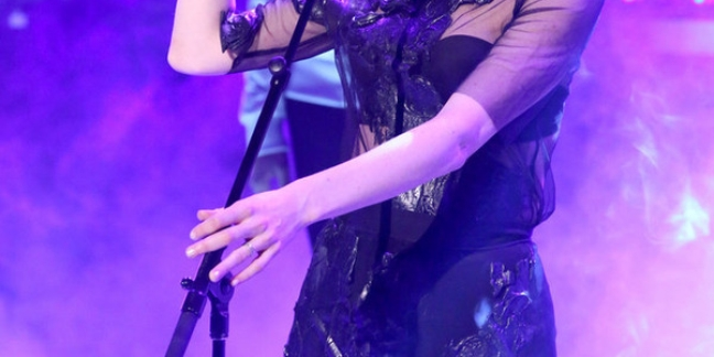 """St. Vincent Does """"Teenage Talk"""" on """"The Tonight Show"""""""