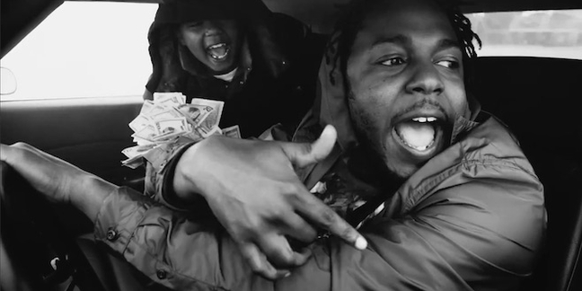 """Kendrick Lamar's """"Alright"""" Video Detailed by Director Colin Tilley"""