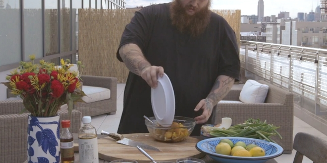 "Action Bronson Goes to Hawaii in New Episode of ""Fuck, That's Delicious"""