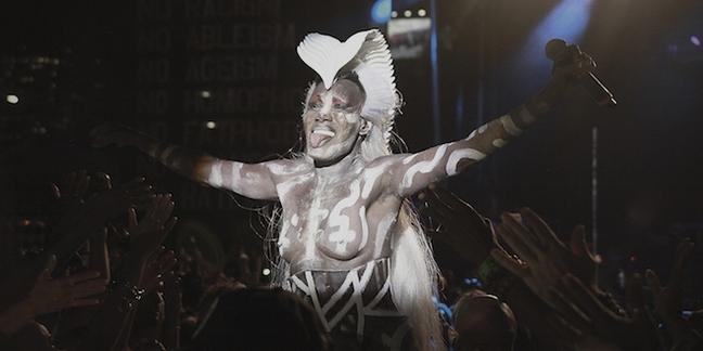 Grace Jones Criticizes 'Middle of the Road' Pop Stars Beyoncé, Rihanna, Nicki, Miley in Memoir Excerpt