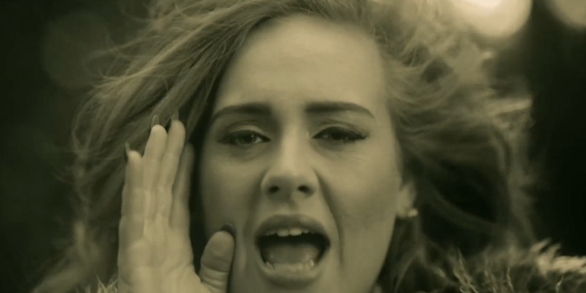 "Adele Returns With ""Hello"" Video"