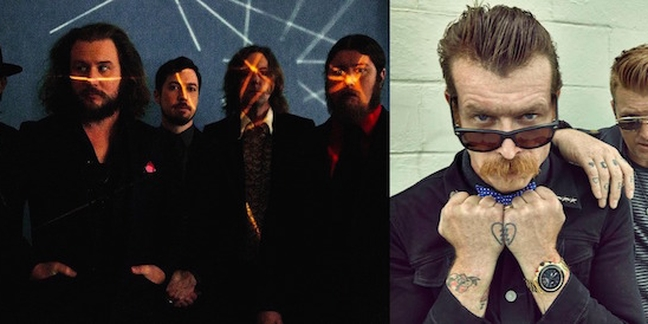 """My Morning Jacket Cover Eagles of Death Metal's """"I Love You All the Time"""""""