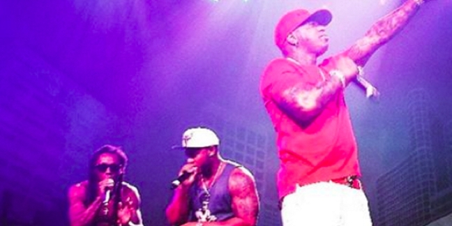 Lil Wayne and Birdman Are Not Fighting Anymore