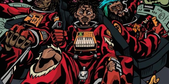 "Flatbush Zombies Announce Debut Album, Share ""Glorious Thugs"""