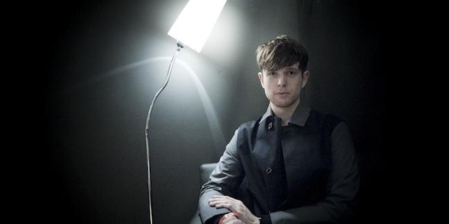 Listen to James Blake's Mix on BBC Radio 1 Residency