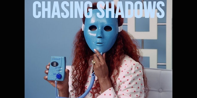 "Santigold Shares ""Chasing Shadows"""