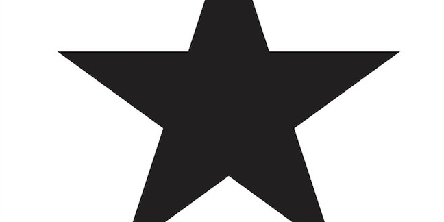 David Bowie's Blackstar Is His First No. 1 Album in the U.S.
