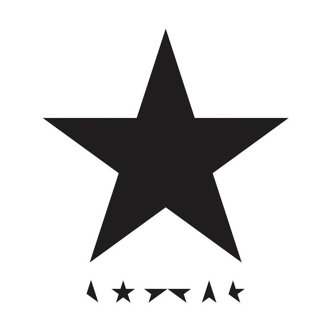 David Bowie's Blackstar Art Released for Free to Fans