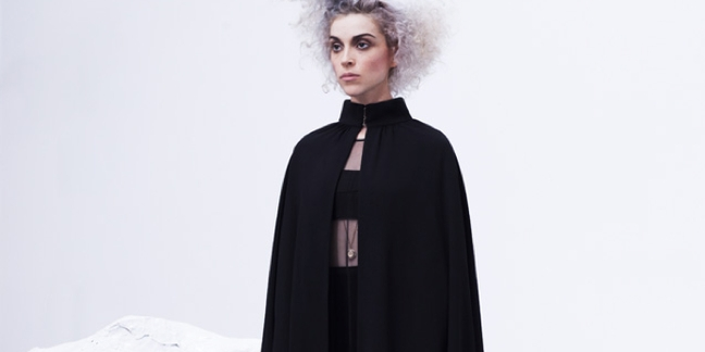 """St. Vincent Covers the Rolling Stones' """"Emotional Rescue"""""""