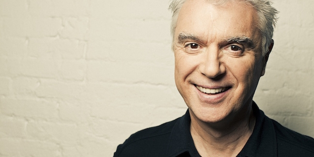 """David Byrne Writes About Donald Trump: """"How Do Folks Continue to Ignore Facts?"""""""