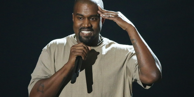 """Kanye West Shares New Song """"30 Hours,"""" Adds More Songs to New Album The Life of Pablo"""