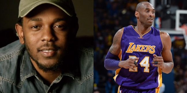 Kendrick Lamar Pays Tribute to Kobe Bryant for ESPN