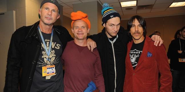 "Red Hot Chili Peppers Announce New Album The Getaway, Share ""Dark Necessities:"" Listen"