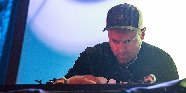 "DJ Shadow Shares ""The Mountain Will Fall"" Video: Watch"