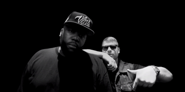 "Watch Run the Jewels' Virtual Reality ""Crown"" Video"