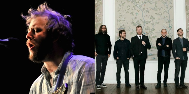 Bon Iver and the National Join Forces for Invisible Bridge Project