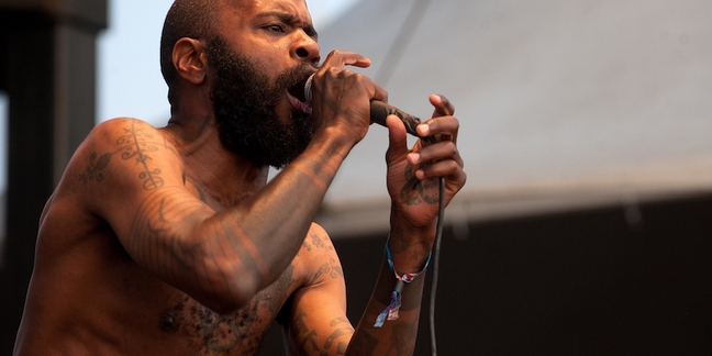 "Death Grips Enlist Primus' Les Claypool on New Song ""More Than the Fairy"": Listen"