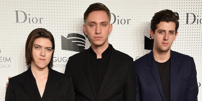 "Watch the xx Preview New Song ""Say Something Loving"""