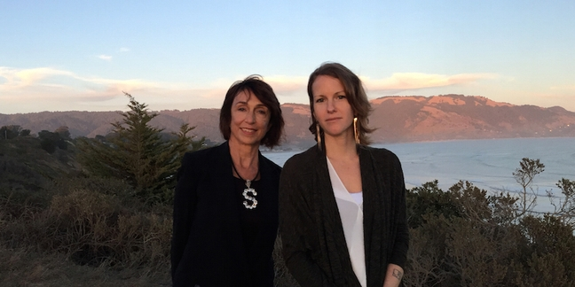 "Listen to Kaitlyn Aurelia Smith and Suzanne Ciani's ""Closed Circuit"""