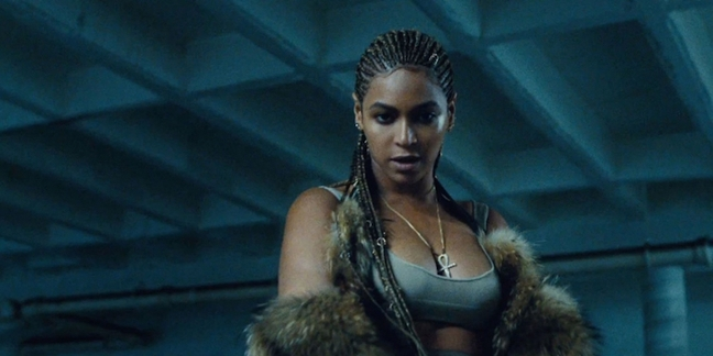 Beyoncé's Lemonade Gets Four Emmy Nominations