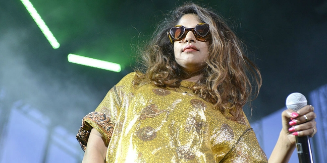 M.I.A. Dropped From Afropunk London