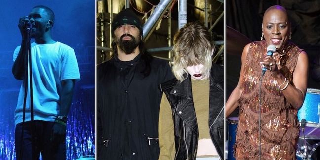 9 Albums Out Today You Should Listen to Now: Frank Ocean, Crystal Castles, Sharon Jones, More