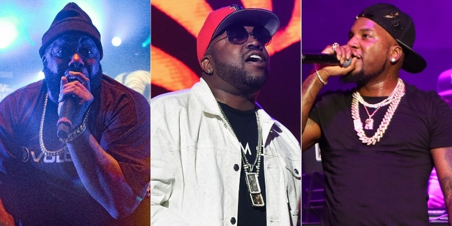 "Big Boi, Killer Mike, Jeezy Team For New Song ""Kill Jill"": Listen"