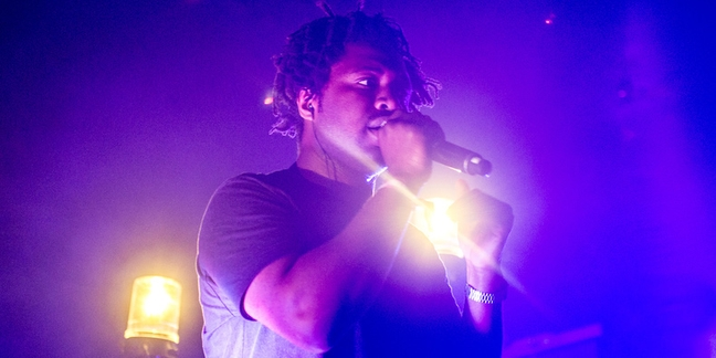 "Sampha Shares New Track ""Blood on Me,"" Announces Debut Album Process: Listen"
