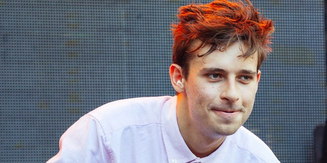 Flume Announces New Skin Companion EP