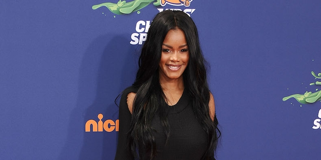 "Teyana Taylor, Star of Kanye's ""Fade"" video, Joins VH1's ""The Breaks,"" ""Hip Hop Squares"""