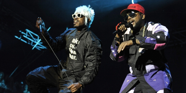 Watch OutKast Perform at the Dungeon Family Reunion