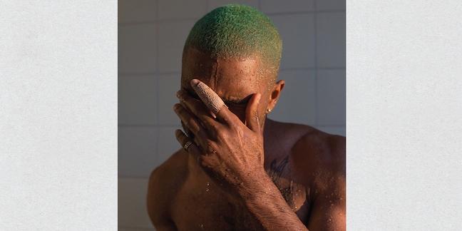 Frank Ocean's Blonde No Longer on Spotify