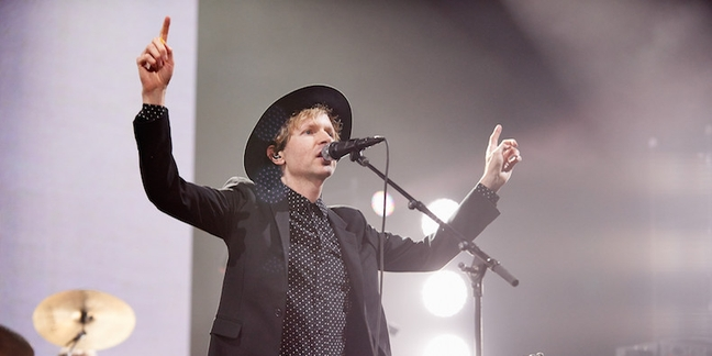 Beck Launches Vinyl Reissue Series With Odelay Sea Change