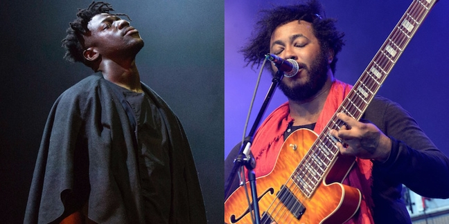 """Moses Sumney Shares Video For New Song """"Lonely World"""" Featuring Thundercat: Watch"""