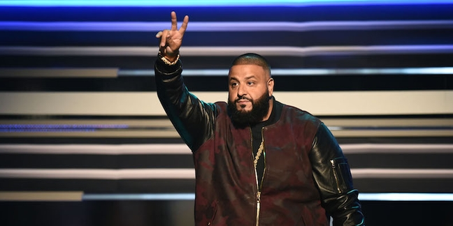 DJ Khaled Announces New Book The Keys Featuring Jay Z, Puff Daddy, Arianna Huffington, More
