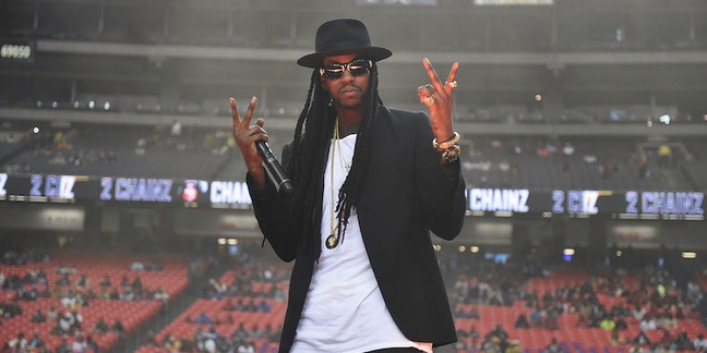 Listen to 2 Chainz' New Hibachi For Lunch Mixtape