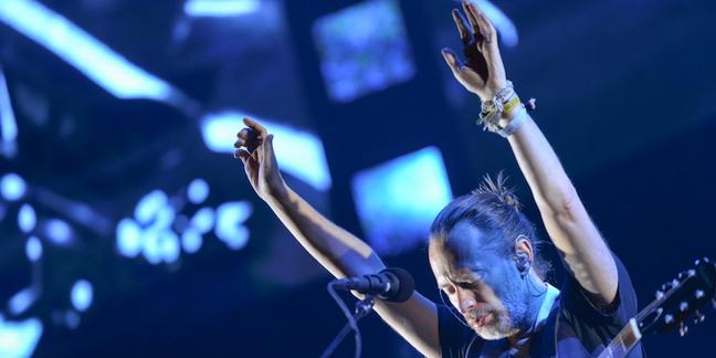 Radiohead Announce 2017 U.S. Tour