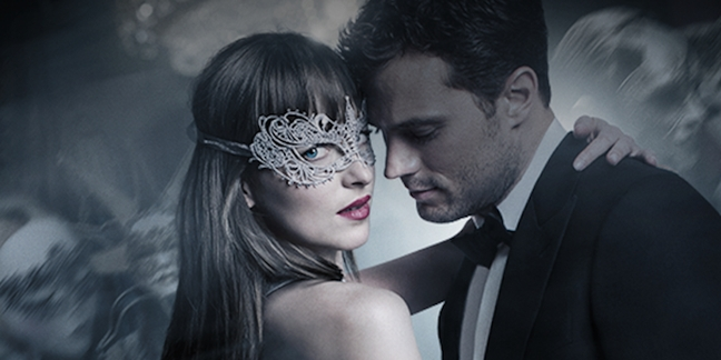 Fifty Shades Soundtrack: Sia, Nicki Minaj, More Join Taylor Swift and Zayn