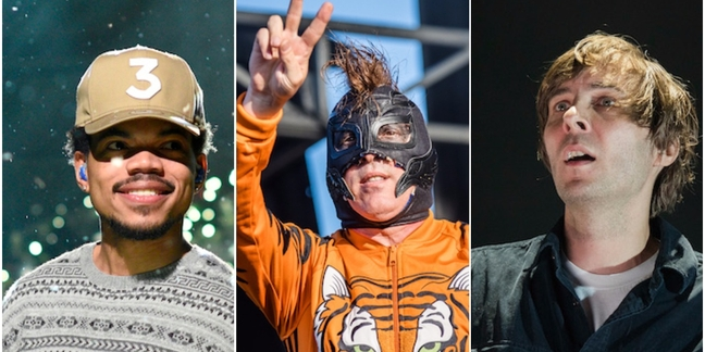 Governors Ball 2017 Lineup: Chance the Rapper, Tool, Phoenix Headline