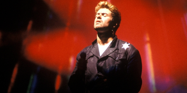 Elton John, Mark Ronson, Liam Gallagher, More React to George Michael's Death